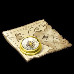 treasure-map-icon